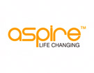 Aspire e-cig / vape products at ifancyone.com