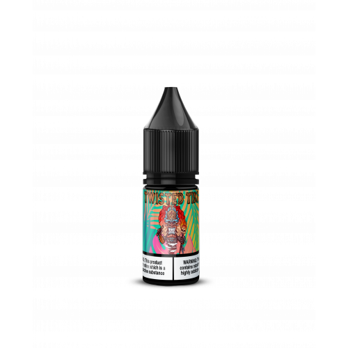 Twisted Tiki – Orange Inferno – 10ml Nicotine salts