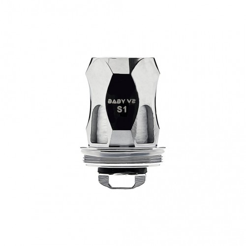 SMOK TFV8 BABY V2 REPLACEMENT COIL HEADS - S1 (3-PACK)