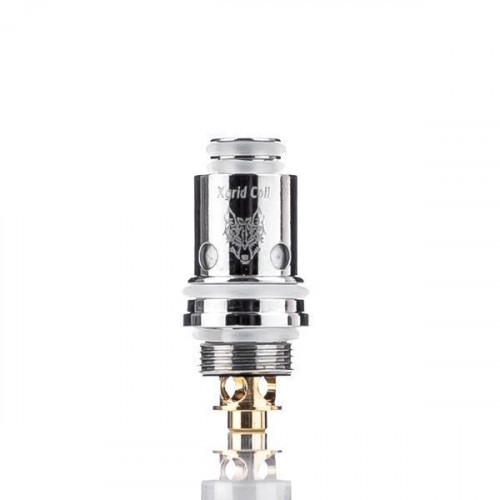 SnowWolf Wocket X-Grid 0.7 Ohm Coils - 5 Pack