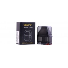 Aspire Breeze 2 Replacement Pods (1 per pack)