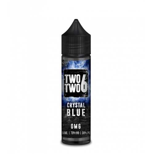226 OG Crystal Blue 50ml Shortfill