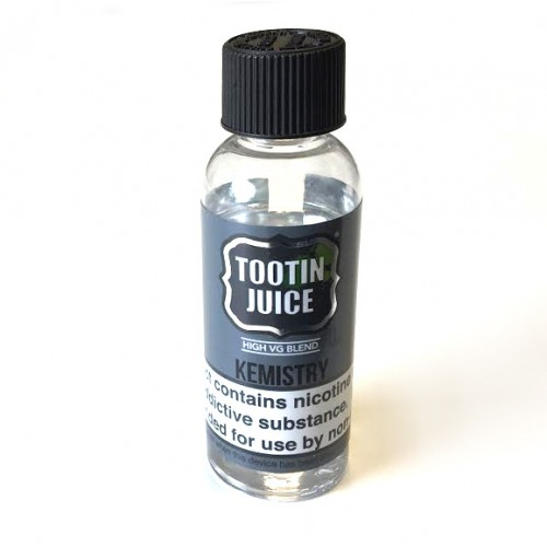 Pocket Shots - Kemistry High VG Tootin Juice - 0mg + Free Nic Shot