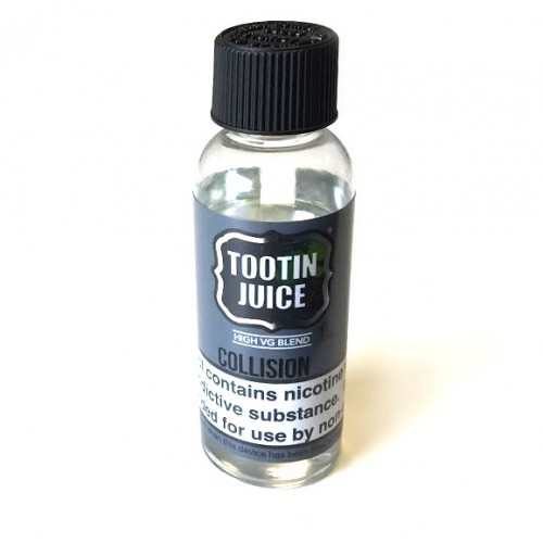 Pocket Shots - Collision High VG Tootin Juice - 0mg